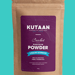Kutaan's cricket powder bag